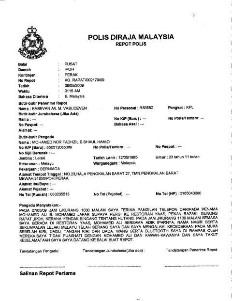 Report Polis 4
